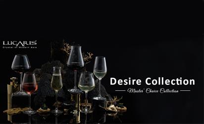 EP3   LUCARIS Desire Collection