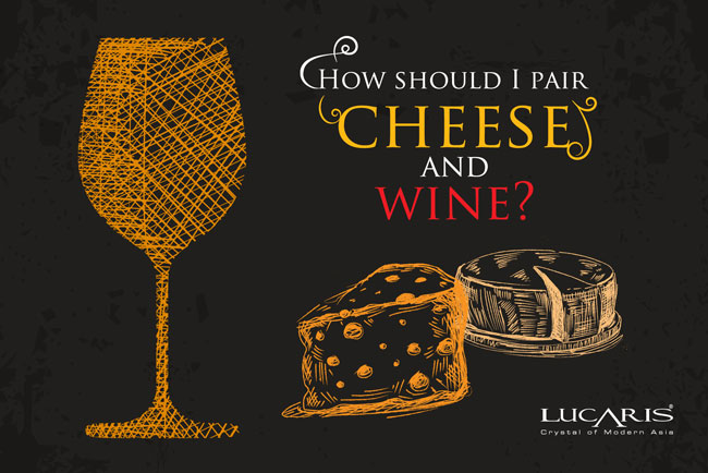 How Should I Pair Cheese and Wine?