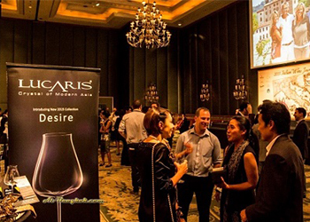 LUCARIS Official Sponsor of 2016 Best Sommelier of Thailand in French and Thai Wines