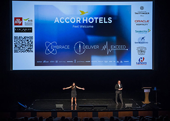 LUCARIS in 2017 GM Conference – ACCOR Asia Pacific