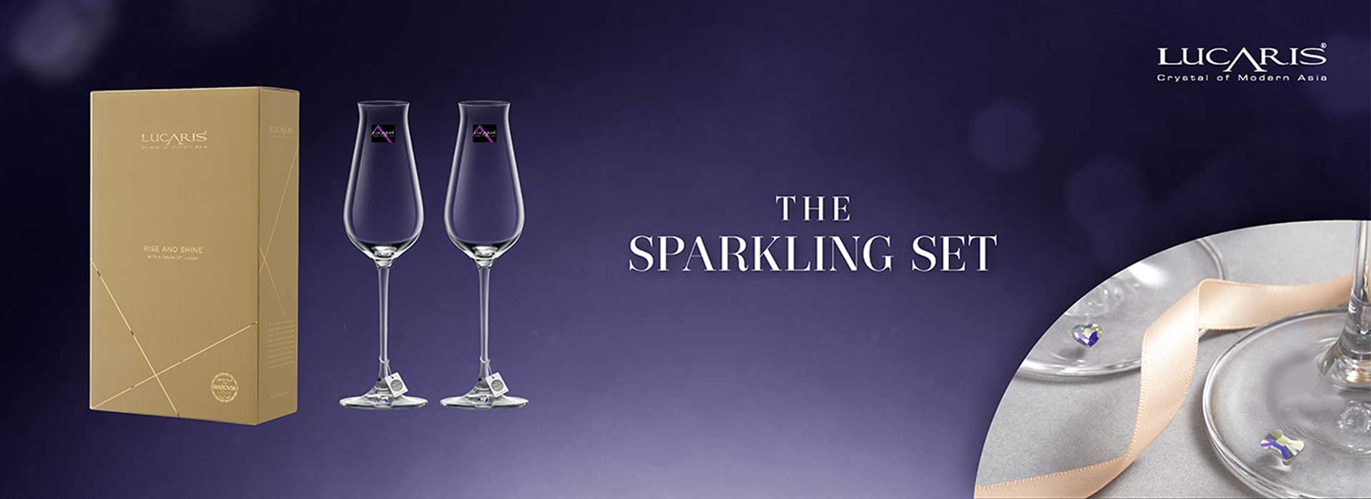 THE SPARKLING SET