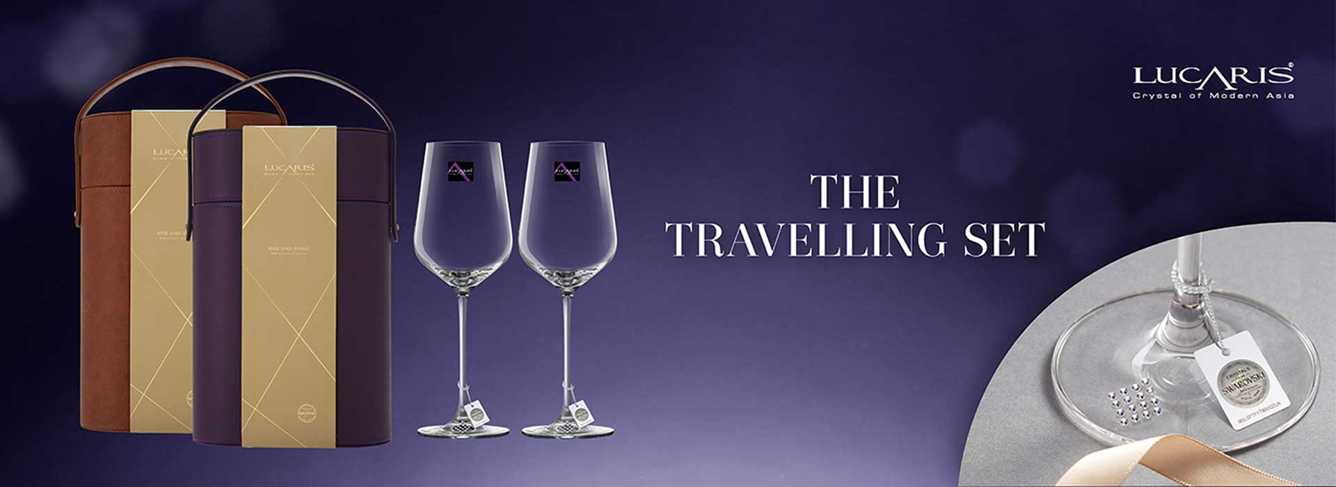 THE TRAVELLING SET