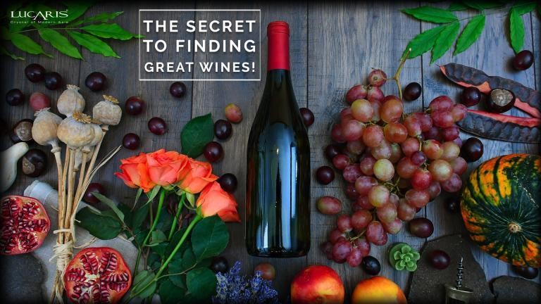 The Secret To Finding Great Wine