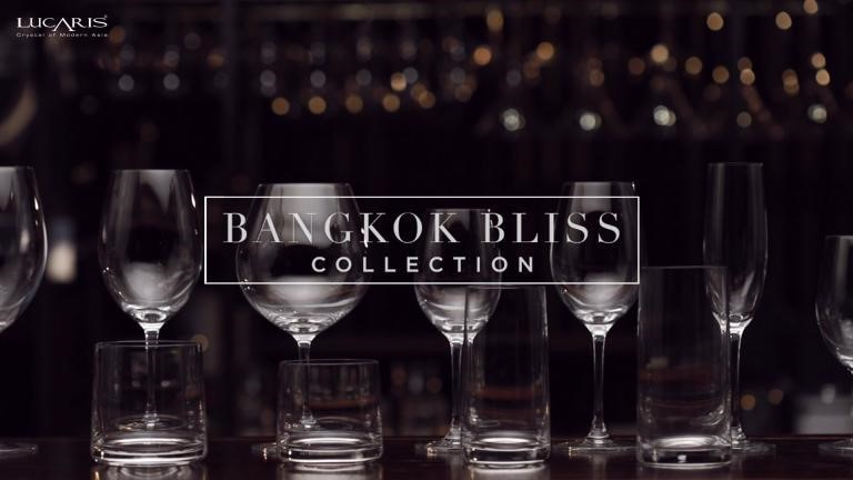 Bangkok Bliss Collection - Lucaris Crystal