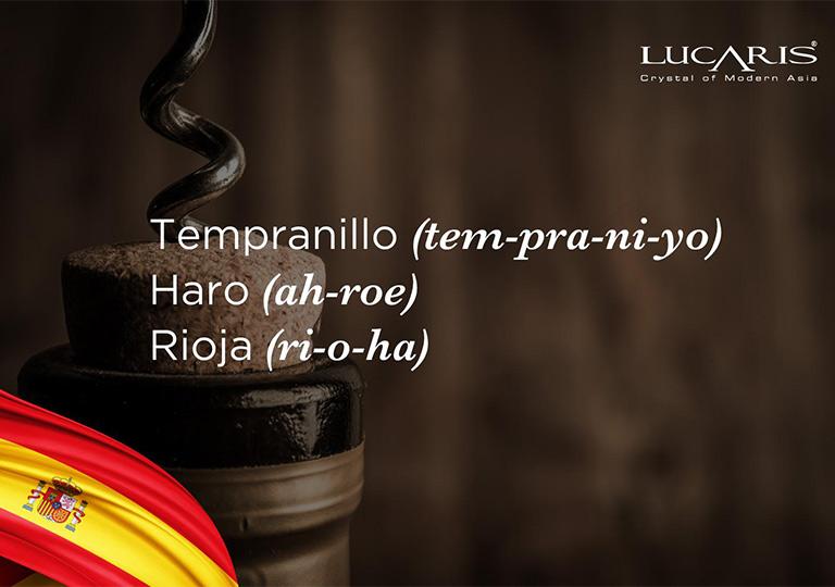 Lucaris Crystal Wine Glassware