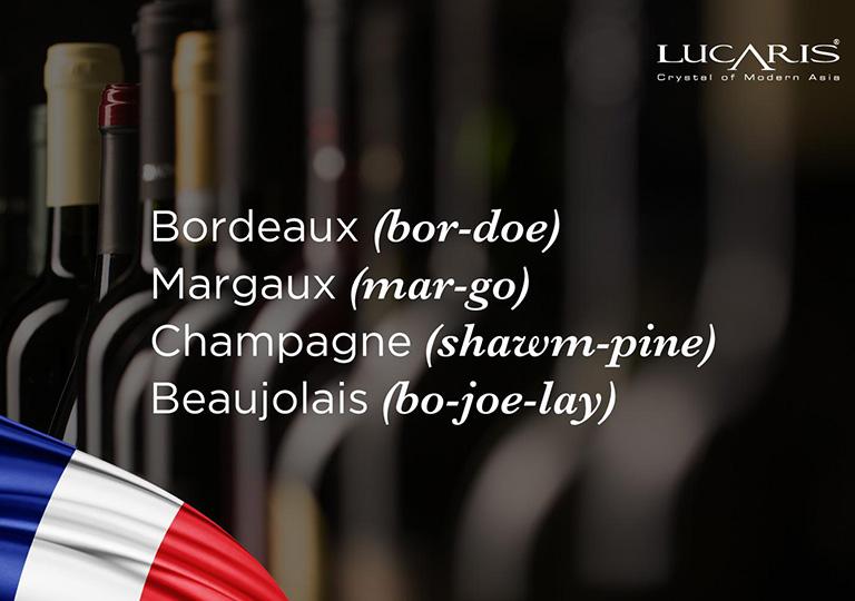 bordeaux wine glassware