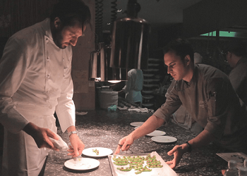 LUCARIS – MICHELIN STARRED CHEF LUIGI TAGLIENTI VISITS LA TAVOLA, RENAISSANCE BANGKOK RATCHAPRASONG HOTEL,  4TH TO 8TH OF JUNE 2019