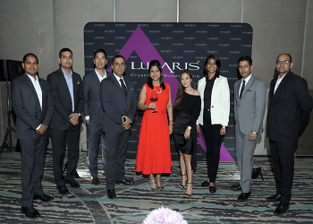 Master of Wine Sonal Holland conducts an Exclusive LUCARIS MasterClass at Pullman Aerocity, New Delhi 2019