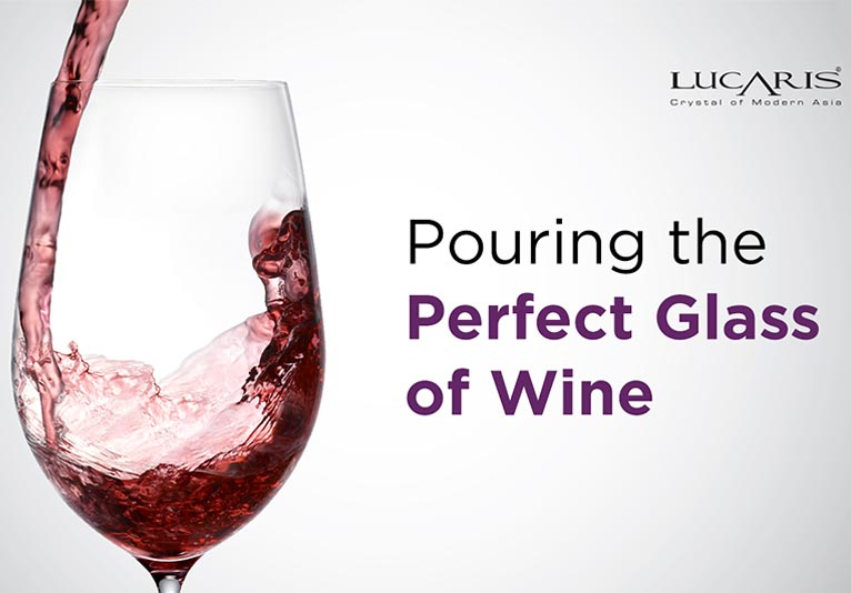 Lucaris Crystal Wine Glassware