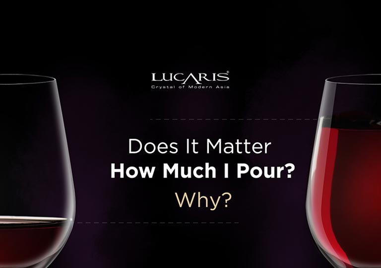 Does It Matter How Much I Pour? Why?