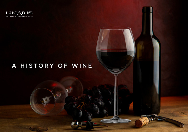 The History and Secrets behind Wine's Growing Global Popularity