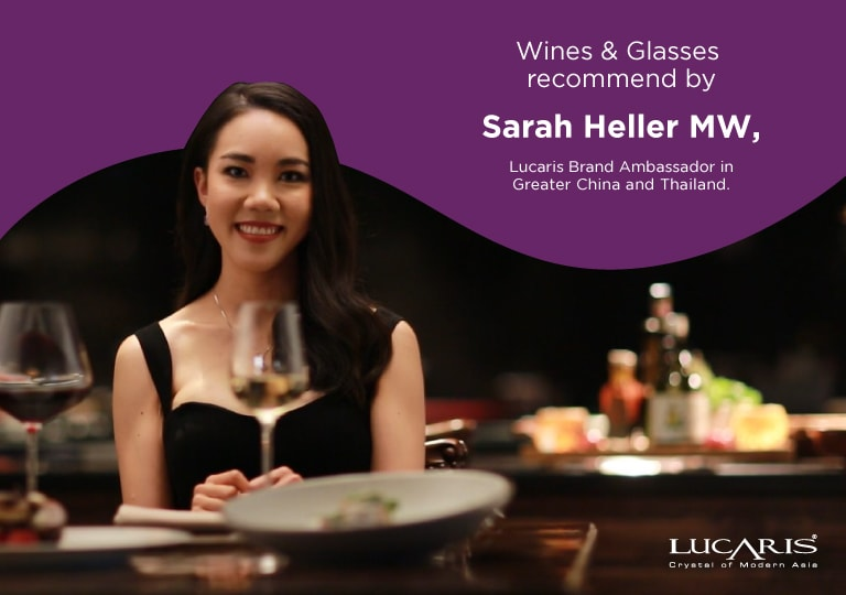 EP 1: Wine appreciation with the right wine glass by Asia's Youngest Master of Wine
