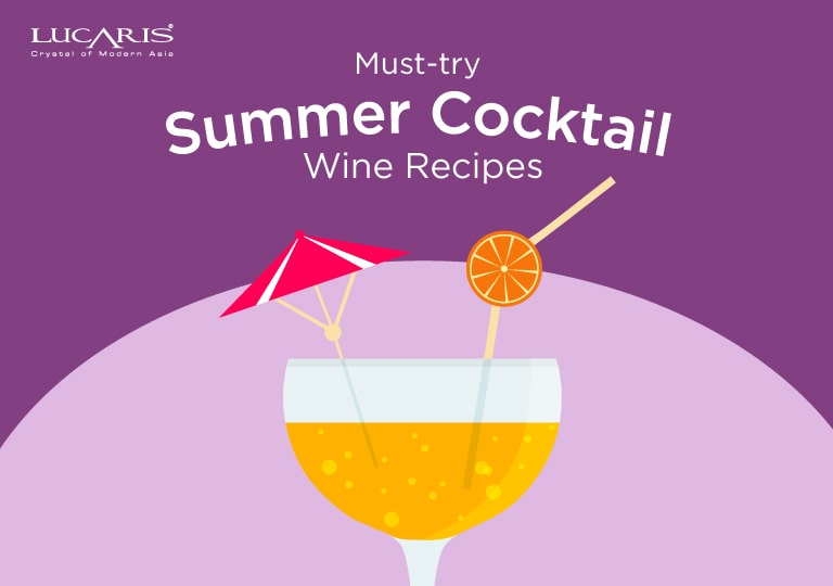 Must-try Summer Cocktail Wine Recipes