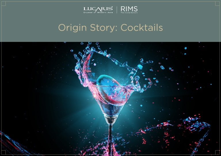 Origin Story: Cocktails