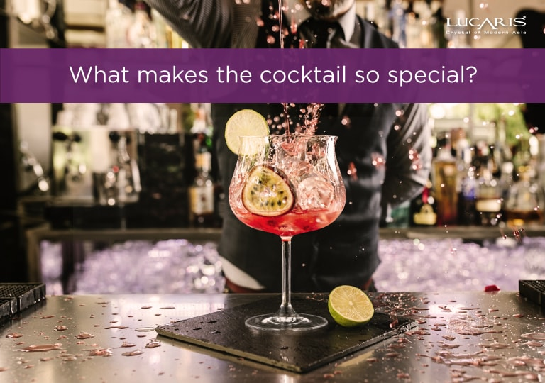 What makes the cocktail so special?